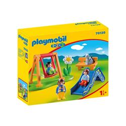 Image of 1.2.3 - children's playground - set costruzioni 70130