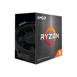 Processore Gaming Ryzen 5 5600x / 3.7 ghz processore 100 100000065box