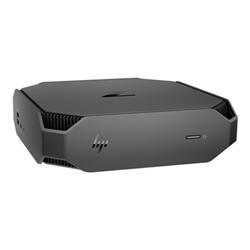 Workstation HP - Workstation z2 mini g5 - mini - core i7 10700 2.9 ghz - vpro - 16 gb 12m75et#abz