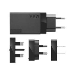 Alimentatore Lenovo - 65w usb-c travel adapter - alimentatore - 65 watt 40aw0065ww