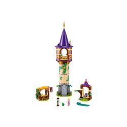 Image of 43187 - torre di rapunzel - set costruzioni 43187a