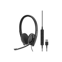 Sennheiser - EPOS ADAPT SC 165 USB con microfono Nero