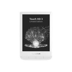 eBook reader PocketBook - Touch hd 3 - limited edition - ebook reader - linux 3.10.65 pb632-w-ge-ww