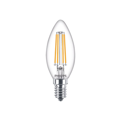 Lampadina LED Philips - Classic candela con filamento 929002028001 6.5W E14