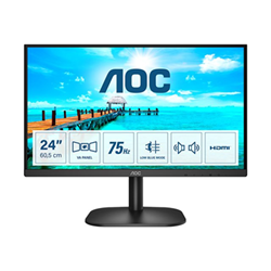 Image of Monitor LED B2 series - monitor a led - full hd (1080p) - 24'' 24b2xdam