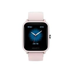 Smartwatch Amazfit - Bip U Nero Rosa