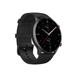 Smartwatch Amazfit - GTR 2 Sport acciaio inossidabile con cinturino nero