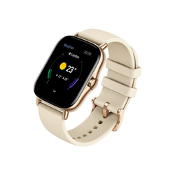 Smartwatch Amazfit - GTS 2 43mm Desert Gold con cinturino in silicone Rosa