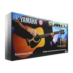 Yamaha - F series f310 pacchetto prestazionale - chitarra - acustica gf310p2ws