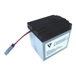 Batteria V7 - Rbc7-v7 - batteria ups - piombo - 18 ah rbc7-v7-1e