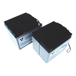 Batteria V7 - Batteria ups - piombo - 18 ah rbc55-v7-1e