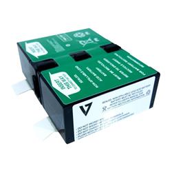 Batteria V7 - Apcrbc124-v7 - batteria ups - piombo - 9 ah apcrbc124-v7-1e