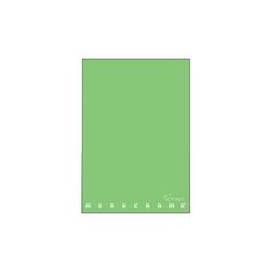 Pigna - CF10 QUADERNO MONOCROMO GREEN 4M