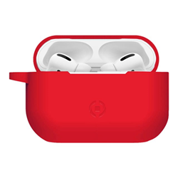 Custodia Celly - AIRPODS PRO CASE RD
