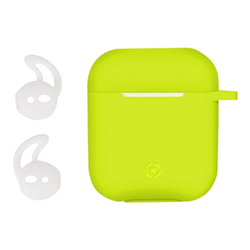 Custodia Celly - AIRPOD CASE SPORT BUDS YELLOW