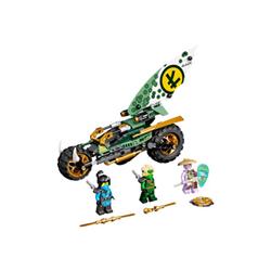 Ninjago - moto della giungla di lloyd - set costruzioni 71745