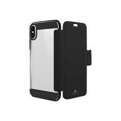 Custodia Muvit - BUSINESS FOLIO IPHONE X/XS BLACK