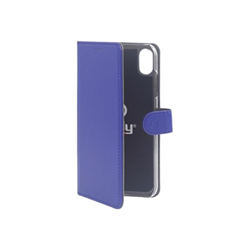 Custodia Celly - WALLY CASE IPHONE XR BLUE