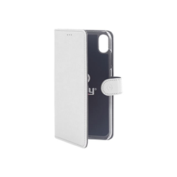 Custodia Celly - WALLY CASE IPHONE XR WHITE