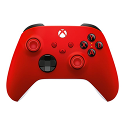 Controller Microsoft - Xbox Wireless Controller Pulse Red Bluetooth