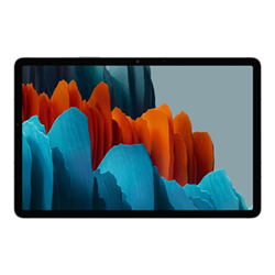 """Tablet Samsung - Galaxy tab s7 - tablet - android - 128 gb - 11"""" - 3g, 4g sm-t875nzkaeee"""