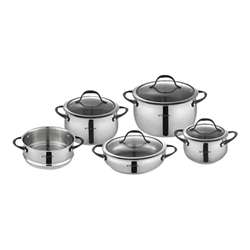 Pentola TOGNANA - Emozione gourmet set utensili da cucina - 9 elementi v579119emgo