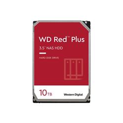 Hard disk interno Western Digital - Wd red plus nas hard drive - hdd - 10 tb - sata 6gb/s wd101efbx