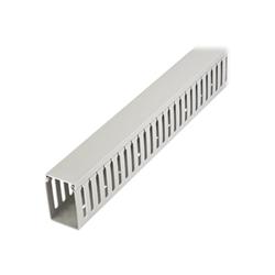 Startech - Startech.com canalina di cablaggio cavi scanalata con coperchio da 2m 50x75mm c