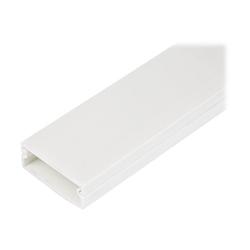 Startech - Startech.com solida canalina per la gestione dei cavi con nastro adesivo e cope