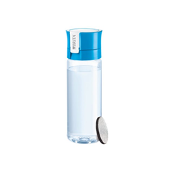 Bottiglia termica Fill&go vital bottiglia con filtro per acqua blu dimensione 7.2 cm 1016334