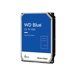 Hard disk interno Wd blue - hdd - 4 tb - sata 6gb/s wd40ezaz