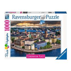 Puzzle Puzzle highlights scandinavian places stoccolma, svezia 16742a