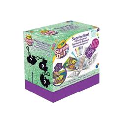 Crayola - Glitter dots surprise box! - kit da lavoro 04-1088