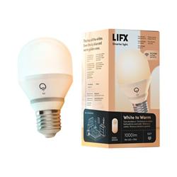 Lampadina LED LIFX - White to warm - lampadina led - forma: a60 - e27 - 9 w l3a19ltw08e27in