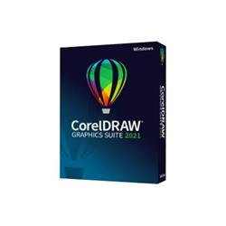 Software Corel - Coreldraw graphics suite 2021 - box pack - 1 utente cdgs2021itdp