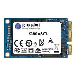 SSD Kingston - Kc600 - ssd - 256 gb - sata 6gb/s skc600ms/256g