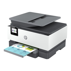 Multifunzione inkjet HP - Officejet pro 9010e all-in-one - stampante multifunzione - colore 257g4b#629