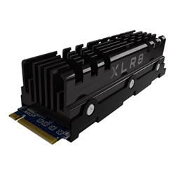 SSD PNY - Xlr8 cs3040 - ssd - 2 tb - pci express 4.0 x4 (nvme) m280cs3040hs-2tb-rb