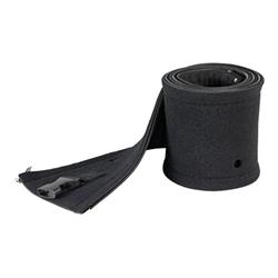 """Startech - Startech.com 40"""" (1m) neoprene cable management sleeve with zipper & buckle, 1."""
