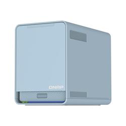 Router Qnap - Router wireless - 802.11a/b/g/n/ac, bluetooth 5.0 - desktop qmiroplus-201w