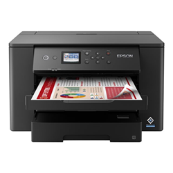 Image of Stampante inkjet Workforce wf-7310dtw - stampante - colore - ink-jet c11ch70402