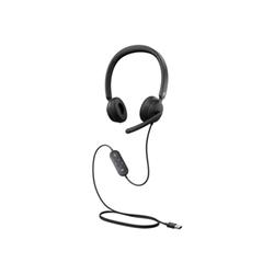 Cuffie con microfono Modern usb headset cuffie con microfono 6id 00014