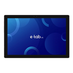 """Tablet Microtech - E-tab lte - tablet - android 10 - 64 gb - 10.1"""" - 4g etl101gb"""