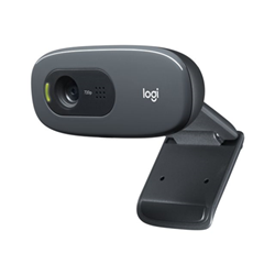 Webcam Logitech - C270 hd webcam - webcam 960-001381