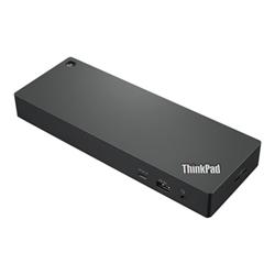 Docking station Lenovo - Thinkpad universal thunderbolt 4 dock - docking station 40b00135eu