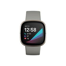 Image of Smartwatch Sense - acciaio inossidabile argentato - smartwatch con cinturino fb512srsg