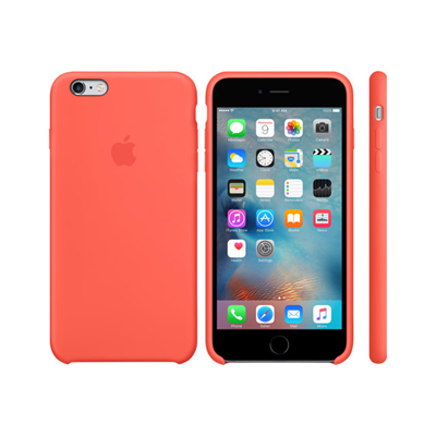 custodia silicone iphone 6s