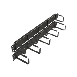 Leviton - Pannello di gestione cavi rack - 1u mmcacccm001