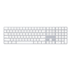 Tastiera Apple - Magic keyboard con numeric keypad - international english