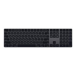 Tastiera Keyboard with numeric keypad tastiera tedesca grigio spazio mrmh2d/a